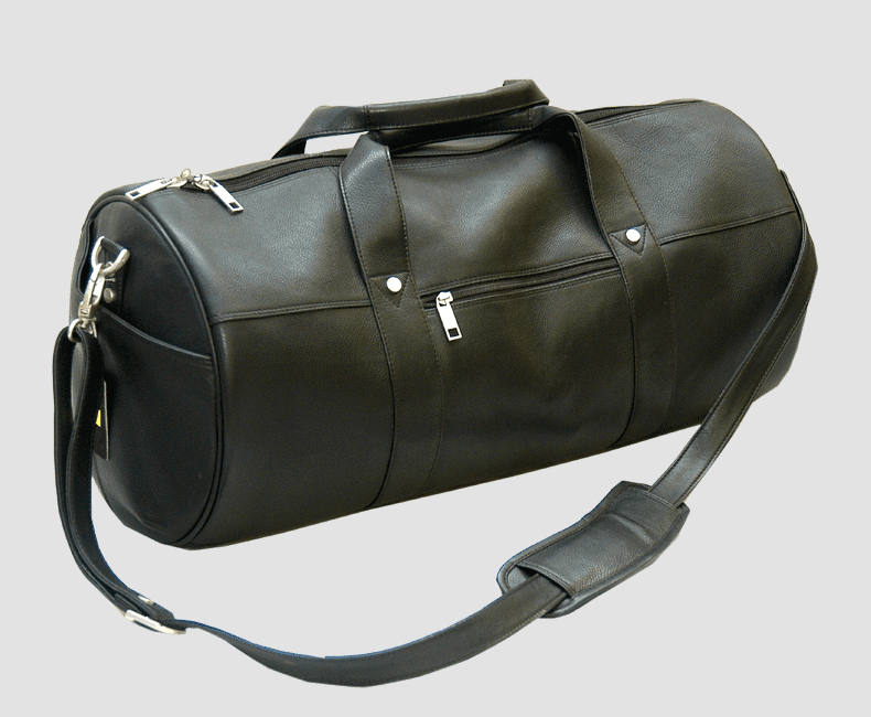 Small Leather Travel Bag #4201