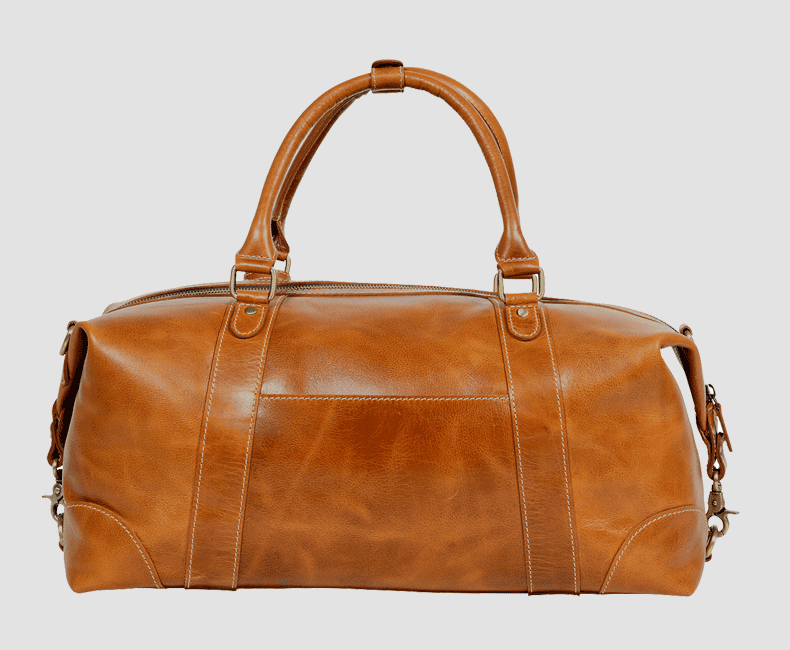 Leather Backpack #4356