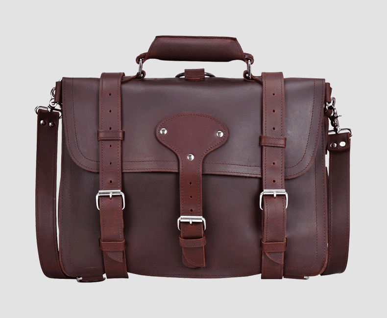 Professional Leather Bag #4358