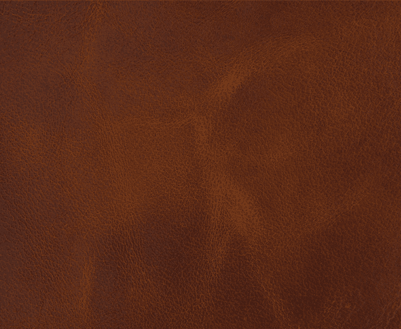 Water Buffalo Leather - Crunch