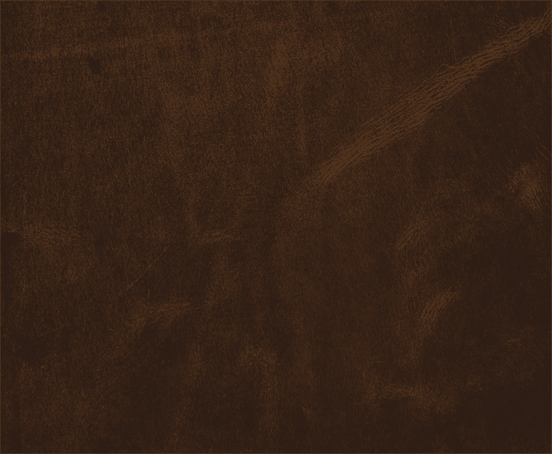 Cow Leather - Vegetable Tanned - Full Grain - Antique